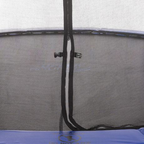 """SKYTRIC Upper Bounce® 7.5 Ft. Trampoline & Enclosure Set Equipped with The New """"easy Assemble FEATURE"""" - image 4 of 7"""
