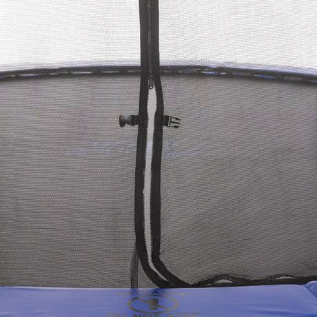 """SKYTRIC Upper Bounce® 14 Ft. Trampoline & Enclosure Set Equipped with The New """"easy Assemble FEATURE"""" - image 4 of 7"""