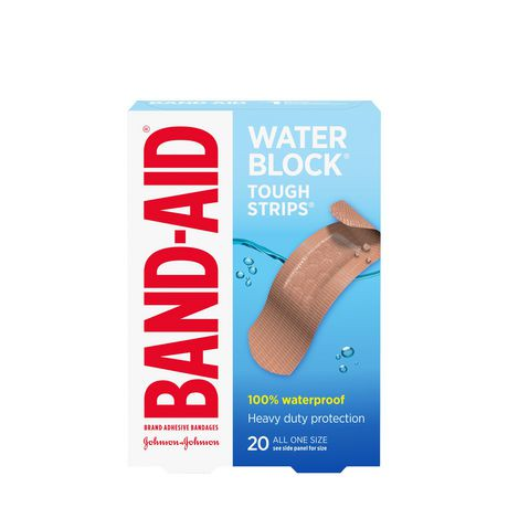 Band aid waterproof