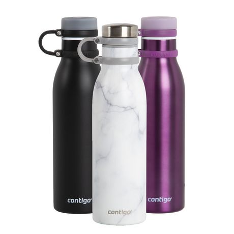Paq. de 3 bouteilles Matterhorn Thermalock de Contigo 20 oz - image 2 de 7