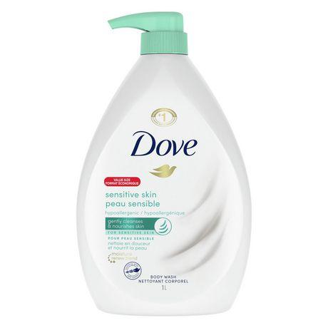 Dove Sensitive Skin Hypo Allergenic Body Wash Walmart Canada