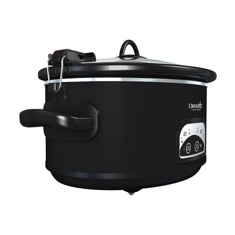 Crock-Pot® 6 Qt. Cook & Carry™ Programmable Slow Cooker - image 4 of 4