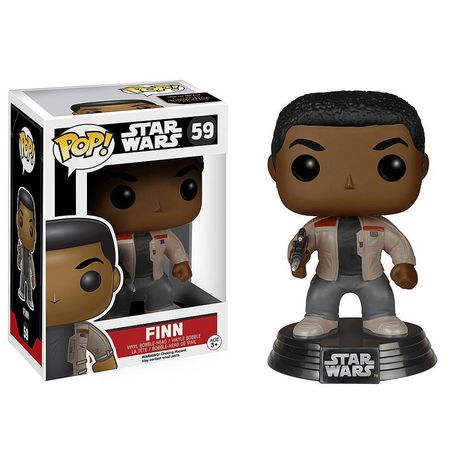 Funko POP! Star Wars: EP7 Finn Vinyl Figure - image 1 of 1