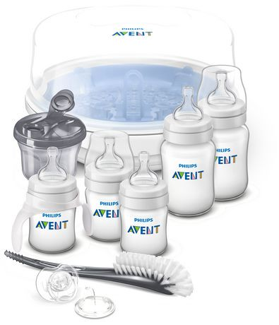 Philips Avent Anti Colic Baby Bottle Gift Set Walmart Canada