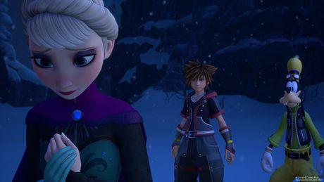 Jeu vidéo Kingdom Hearts III pour PS4 - image 4 de 6