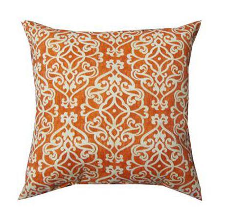 Henryka Ltd Henryka Orange Toss Cushion - image 1 of 1