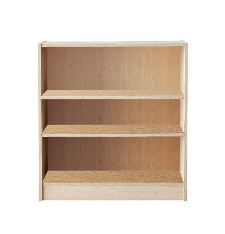 Mainstays Birch 3 Shelf Bookcase – Mainstays 3 Shelf Bookcase