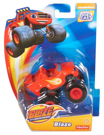 Fisher Price Nickelodeon Blaze And The Monster Machines