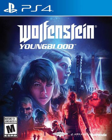 Wolfenstein: Youngblood (PS4) - image 1 of 8