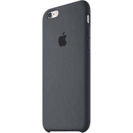 Coque en Silicone Apple iPhone 6 / 6s (Gris Charbon) | Walmart Canada