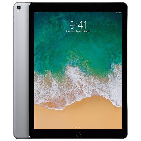 "Apple iPad Pro 12.9"" Retina Tablet, A10X Fusion Chip, 256 GB, Wi-Fi - image 1 of 2"