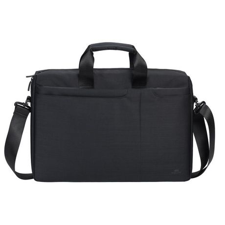 RIVACASE 8335 BLACK 15.6 INCH LAPTOP BAG - image 1 of 5