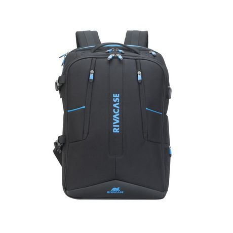 bebd2d39fd96 RIVACASE 7860 BLACK 17.3 INCH GAMING BACKPACK | Walmart Canada