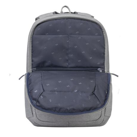 RIVACASE 7760 GREY 15.6 INCH LAPTOP BACKPACK - image 6 of 7