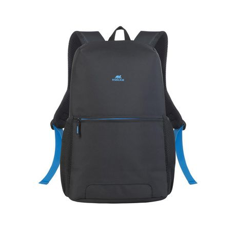 RIVACASE 8067 BLACK 15.6 INCH BLACK LAPTOP BACKPACK - image 1 of 5