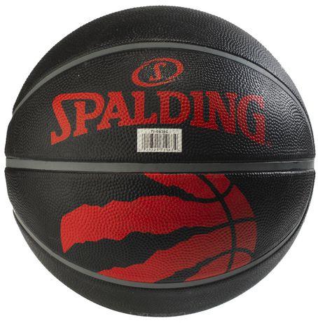Spalding NBA Toronto Raptors Courtside Basketball | Walmart.ca
