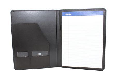 Ashlin Amp Circledr Bifold Writing Case With Notepad
