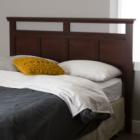 Tête de lit de 54/60 po en cerisier royal Versa de Meubles South Shore - image 1 de 6