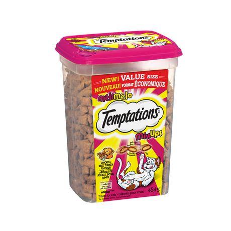 Temptations Mixups CAT Treats Tub - image 2 of 6