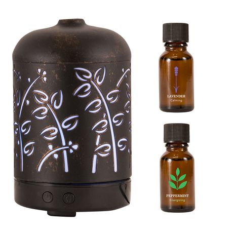 Simply Essentials Country Diffuser & Essential Oils Starter Set - image 1 of 1