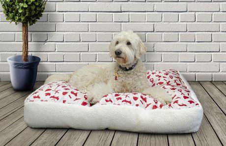 PSLCADL Lit de luxe pour animaux Cottage, 88 x 60 x 10cm - image 6 de 7