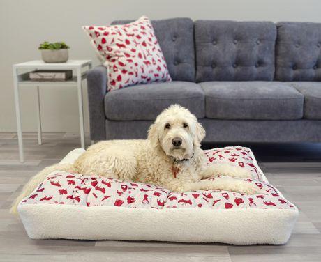 PSLCADL Lit de luxe pour animaux Cottage, 88 x 60 x 10cm - image 7 de 7