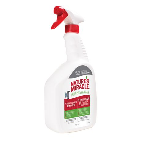 Nature's Miracle Stain and Odour Remover - image 2 of 5