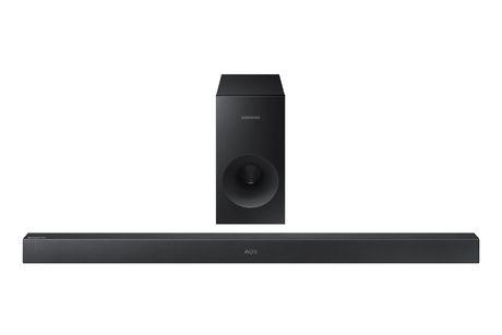 Samsung K360 2.1 Channel Soundbar with Wireless Subwoofer - image 1 of 4