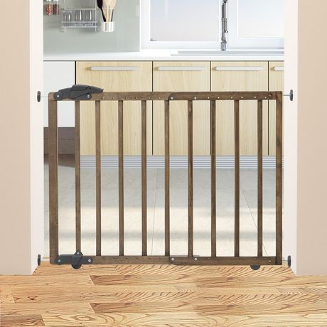 Dreambaby 174 Nottingham 2 In 1 Gro Gate 174 Driftwood