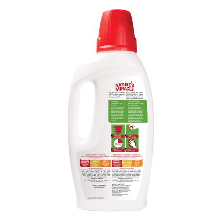 Nature's Miracle Stain & Odour Remover for Dogs, 946ml - image 2 of 6