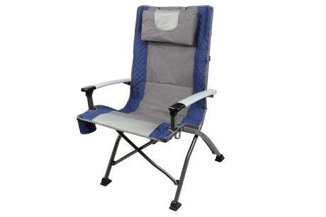 Ozark Trail Deluxe High Back Chair Walmart Canada
