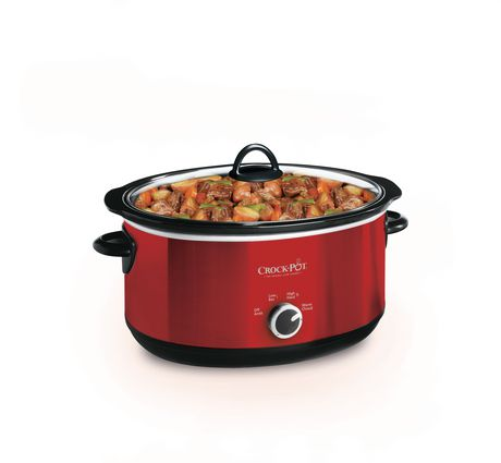 Crock-Pot 6 Qt Manual Slow Cooker - image 1 of 1
