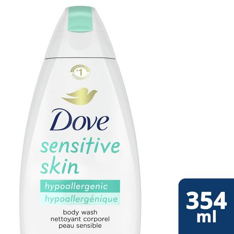 Dove Sensitive Skin Hypo-Allergenic Body Wash - image 2 of 9