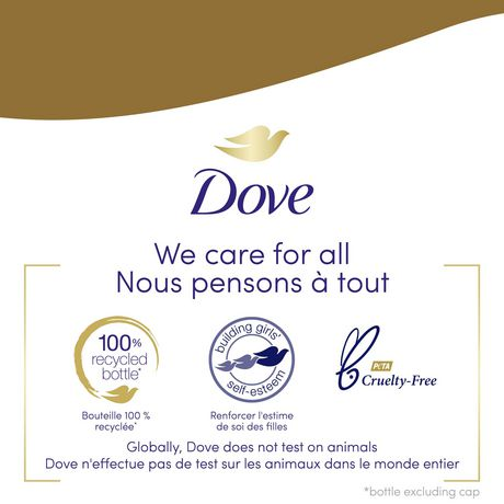 Dove Shea Butter & Warm Vanilla Body Wash - image 7 of 9