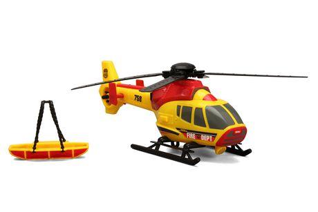 Tonka Troupe de sauvetage Jouet hélicoptère d'incendie - image 1 de 1