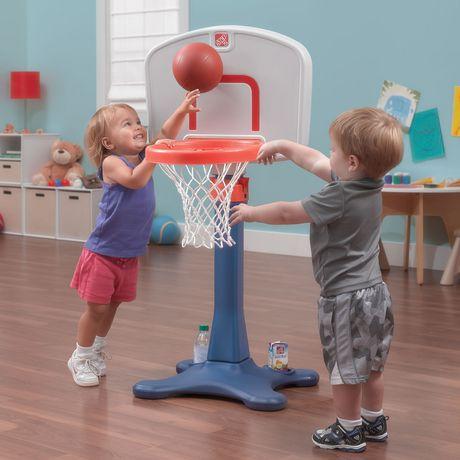Step2 Shootin Hoops Junior Basketball Set
