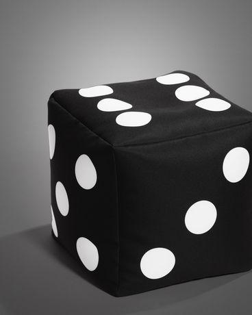 Pouf ottoman Cube Dés de Sitting Point - image 3 de 3