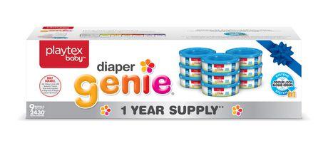 Recharges pour système de mise au rebut des couches Diaper Genie de Playtex - image 1 de 8