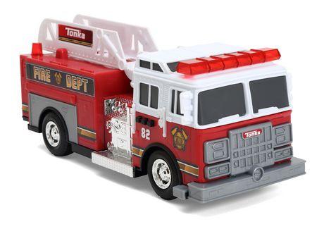 Camion à échelle pompier de Tonka Rescue Force - image 1 de 1