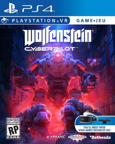 WOLFENSTEIN:CYBERPILOT (PS4) - image 1 of 1
