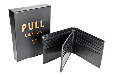 matériau sélectionné 60% pas cher techniques modernes Champs Express Portefeuille en cuir de la collection Champs XLX avec  pochette centrale pour cartes