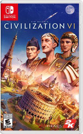 Civilization VI (Nintendo Switch) - image 1 de 6