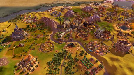 Civilization VI (Nintendo Switch) - image 6 de 6