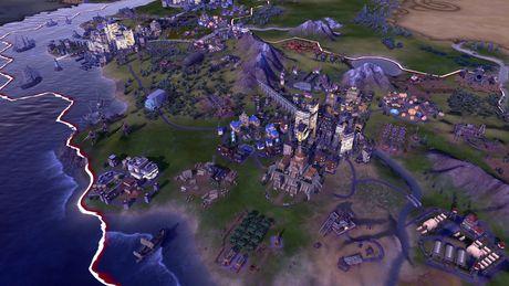 Civilization VI (Nintendo Switch) - image 5 de 6