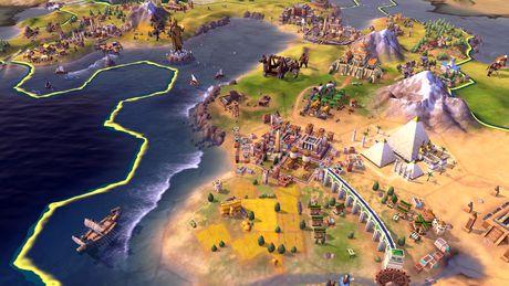 Civilization VI (Nintendo Switch) - image 2 de 6