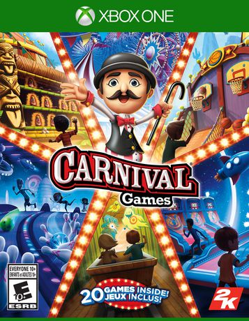 Carnival Games (Xbox One) - image 1 of 6