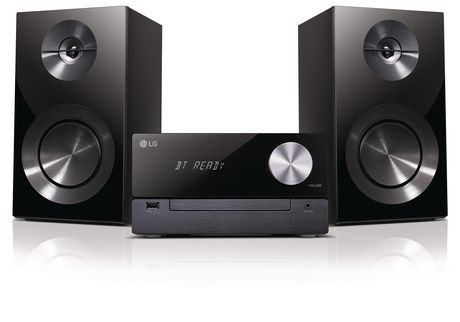 lg 100w micro bluetooth speaker system cm2460 walmart canada. Black Bedroom Furniture Sets. Home Design Ideas