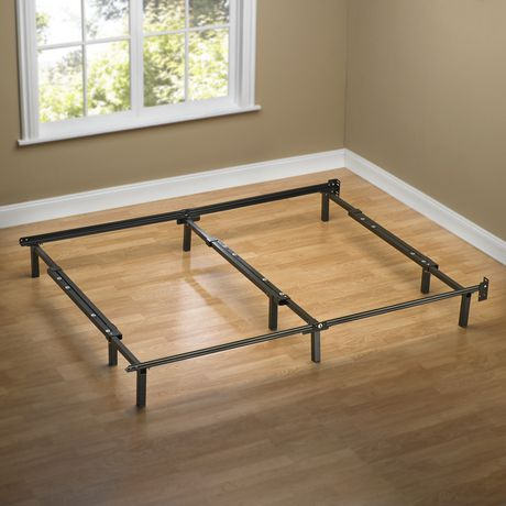 Sleep Revolution Compack Bed Frame Universal Fits Full To King