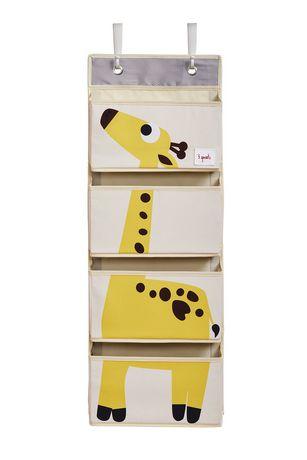 3 Sprouts Giraffe Rangement Mural à Suspendre - image 2 de 2