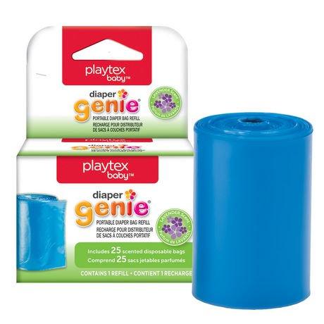 Recharge pour distributeur de sacs à couches portatif Diaper GenieMDde PlaytexMD | Walmart Canada